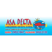 Asa Delta Cabeleireiro Infanto Juvenil